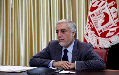 عبدالله عبدالله: تاکنون حدود سه هزار زندانی طالبان رها شدهاند