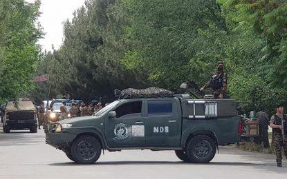 یک موتر بمبگذاری شده مربوط به شبکه حقانی در کابل کشف شد