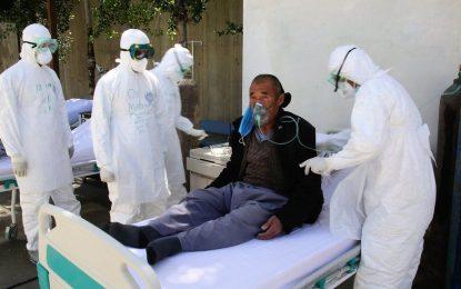 وزارت صحت عامه از قرداد تهیه ۱۵۰هزار بالون اکسیجن برای دو شفاخانه در کابل خبر میدهد