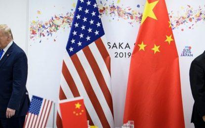 چین برخی مقامات امریکایی را تحریم کرده است