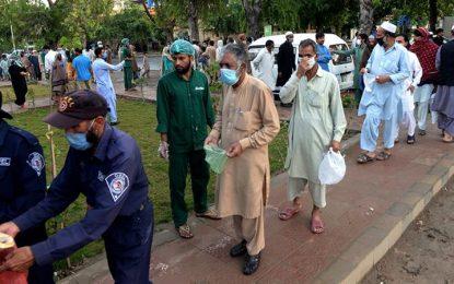 شمار مبتلایان به ویروس کرونا در پاکستان به بیش از ۲۵۳ هزار تن رسید