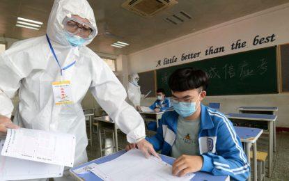 طی یک شبانهروز گذشته، ۸ مورد وارداتی ویروس کرونا در چین شناسایی شده است.