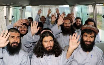 مسکو: روسیه انتظار دارد که پروسه رهایی زندانیان طالب تکمیل گردد