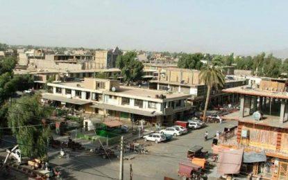 روستای دارآباد ولایت فراه به دست طالبان سقوط کرده است