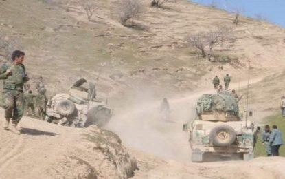 گزارشهای ضد و نقیض از سقوط ولسوالی مرغاب غور بهدست طالبان