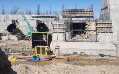 باشندگان نیمروز: تا پای جان از پروژه بندکمال خان محافظت می کنیم.