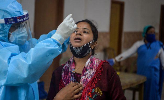 ثبت بیش از ۴۵٫۲ هزار تن مبتلایان ویروس کرونا در هند