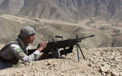 ولسوالی مایمی بدخشان از وجود طالبان پاکسازی شد – وزارت دفاع