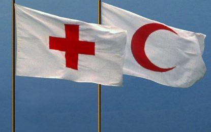 از روز صلیب سرخ و هلال احمر در نیمروز بزرگداشت شد