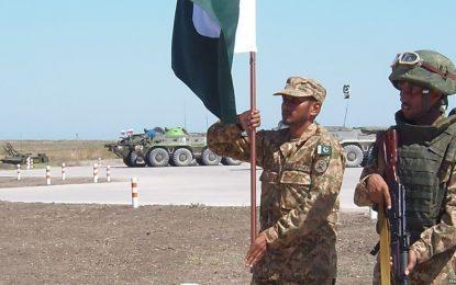 هند و پاکستان تمرینات مشترک نظامی برگزار می کنند