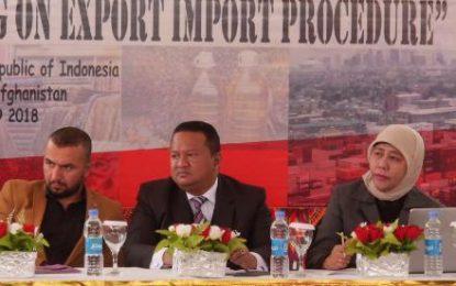 افزایش ۲۴ درصدی صادرات افغانستان به اندونیزیا