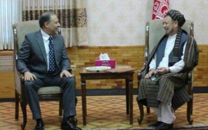 اعطای بیش از ۱۰۰ بورسیه از سوی مصر به افغانستان