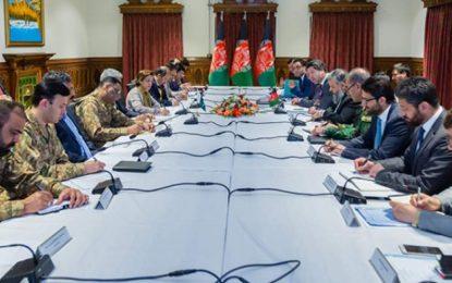 """برگزاری نخستین نشست """"پلان عمل افغانستان پاکستان برای صلح و هم بستگی"""" در کابل"""