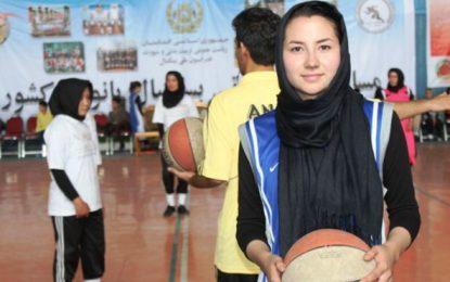 یک زن افغانستانی، نامزد عضویت در کمیته بین المللی المپیک