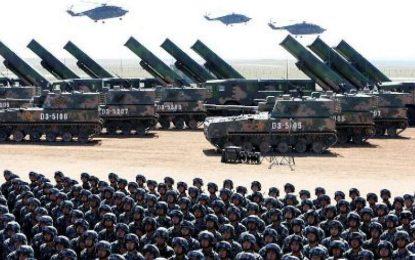 ارتش چین آمریکا را در ارتباط به حمایت نظامی از تایوان هشدار داد