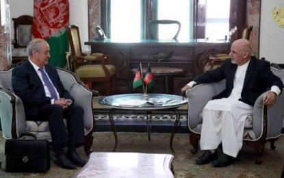 افغانستان و ازبکستان سند همکاری درازمدت امضا میکنند