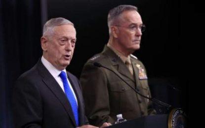 مخالفت وزیر دفاع آمریکا با واگذاری جنگ افغانستان به شرکتهای خصوصی امنیتی