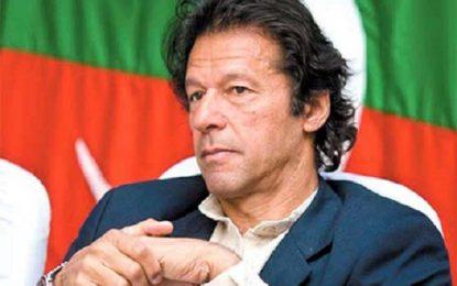 عمران خان متهم به فساد مالی شد