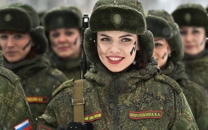 روسیه فردا بزرگترین مانور نظامی خود را برگزار میکند