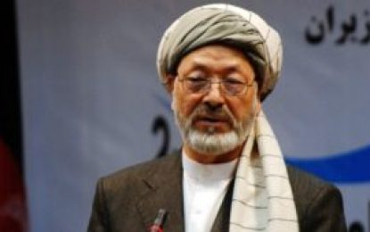 خلیلی: هیچ گفتگوی رسمی بین طالبان و حکومت صورت نگرفته است