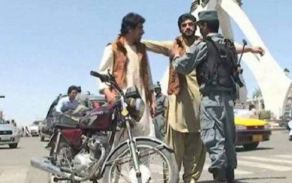 نیروهای امنیتی هرات ۷ تن را به اتهام حملات تروریستی و سازمانیافته بازداشت کردهاند