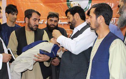 طالبان اجازه تطبیق واکسین پولیو را در هلمند نمیدهد