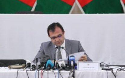 تا یک هفته دیگر تمامی تجهیزات بایومتریک در اختیار کمیسون انتخابات قرار میگیرد