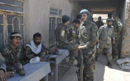 در حمله هوایی نیروهای خارجی شماری از سربازان ارتش کشته شده است