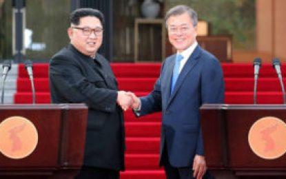 آمادگی رهبر کوریای شمالی برای تخریب تاسیسات اتمی کشورش