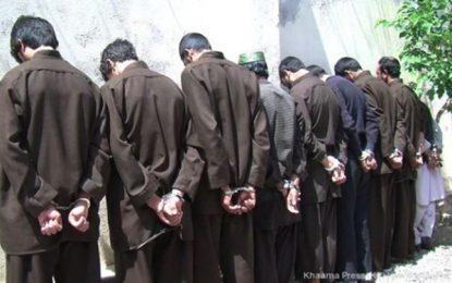 در یک ماه گذشته ۸۱ قاچاقبر در سراسر کشور بازداشت شده است