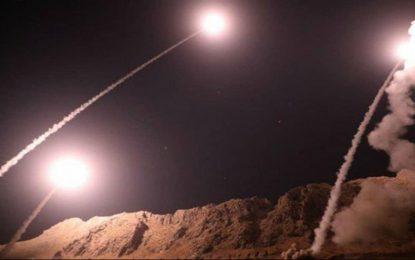 ایران: ۴۰ فرمانده داعش در حمله موشکی این کشور در سوریه کشته شده است