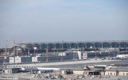 بزرگترین میدان هوایی جهان در ترکیه افتتاح شد