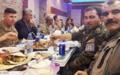 ترکیه به پشتیبانی امریکا از یگانهای مدافع خلق کرد در سوریه واکنش نشان داد