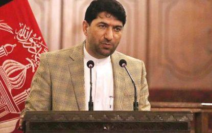 دبیر شورای عالی صلح کشور استعفا داده است
