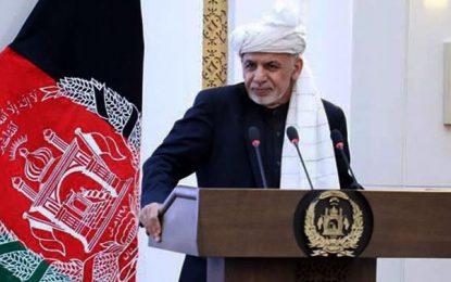 رئیس جمهور غنی: بورد مشورتی صلح موازی با شورای عالی صلح نیست