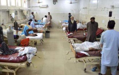 افزایش تلفات افراد ملکی در ماه گذشته میلادی