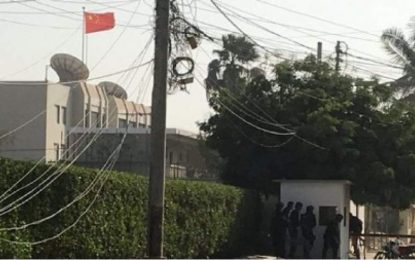 شورای امنیت سازمان ملل حمله بر کنسولگری چین در کراچی پاکستان را محکوم کرد