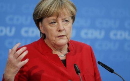 نخستوزیر آلمان: اروپا به تنهایی قادر به دفاع از خود نیست