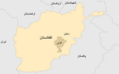 انفجار ماین در غزنی، جان ۷ غیر نظامی را گرفته است