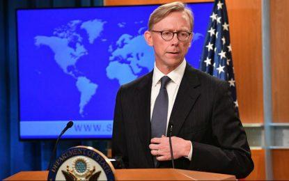 امریکا از کشورهای اروپایی خواسته است که ایران را مجازات کند