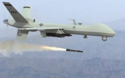 در عملیات هوایی اردوی ملی در قندهار، ۱۴ طالب کشته شدند