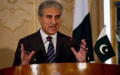 وزیر خارجه پاکستان وارد کابل شد