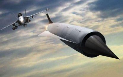 روسیه موشکهای با سرعت مافوق صوتش را آزمایش کرد