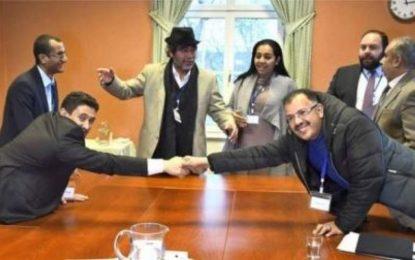 طرفهای درگیر در یمن روی توقف جنگ در این کشور به توافق رسیدند