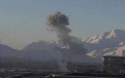 مرکز امنیت ملی میدان وردک مورد حمله انتحاری قرار گرفت