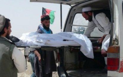 انفجار ماین در بغلان ۲۴ کشته و زخمی بر جا گذشته است