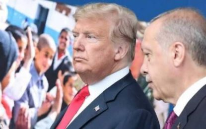 ترکیه به تهدید ترامپ واکنش نشان داد