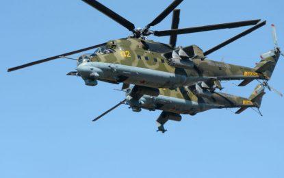 هند ۴ هلیکوپتر جنگی به افغانستان میدهد