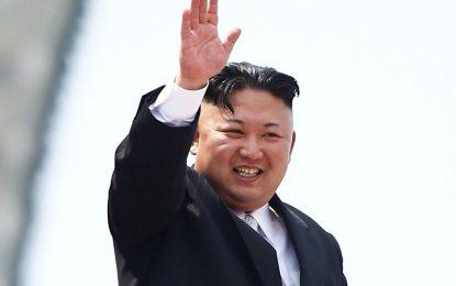 رهبر کوریای شمالی به چین رفت
