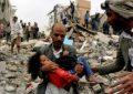 یونیسف: بیش از ۶۷۰۰ کودک یمنی از آغاز جنگ داخلی تا کنون در یمن کشته شده است